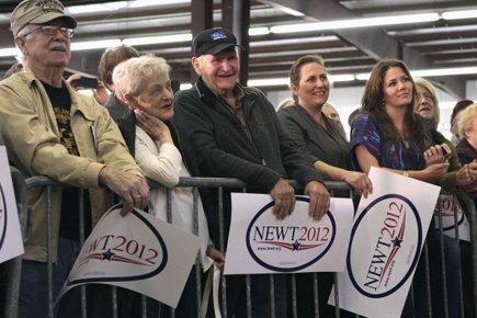 Ces primaires sont aussi celles de la dernière... (Photo: Reuters)