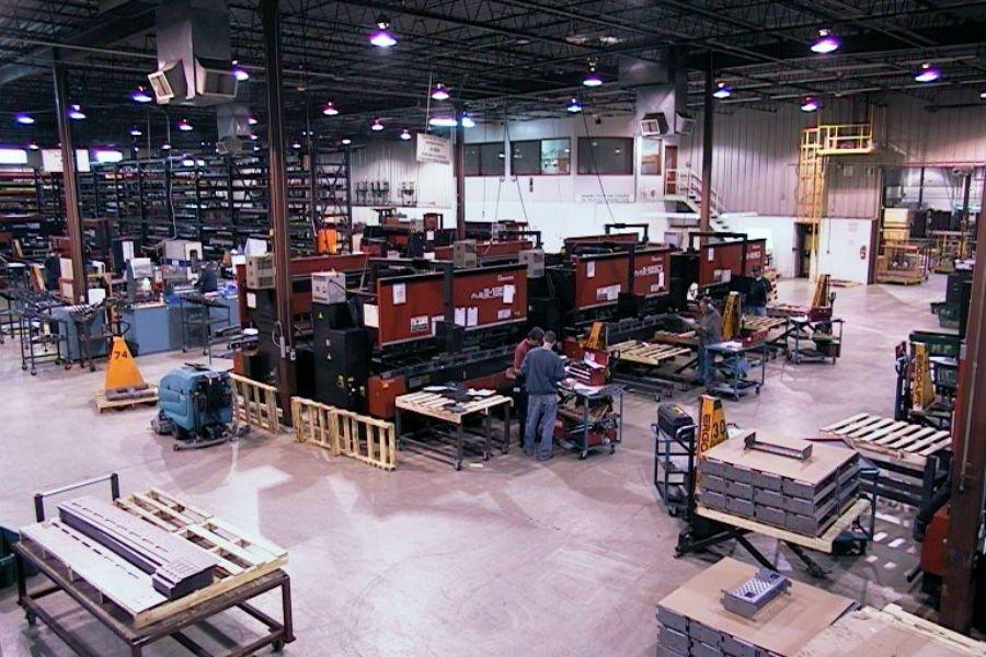 CMP Solutions mécaniques avancées se spécialise dans l'usinage... (Photo fournie par CMP Solutions mécaniques avancées)