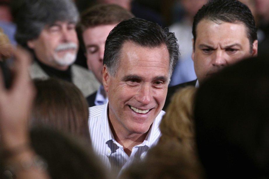 À ce jour, Mitt Romney (notre photo) a... (Photo: Marvin Gentry, Reuters)