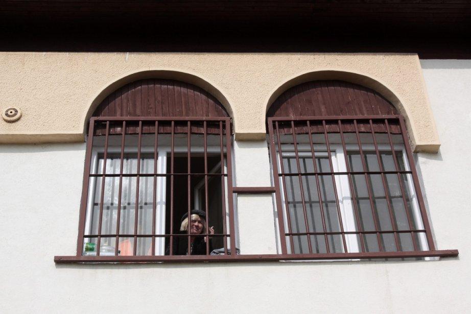 Quelque 31 000 des 112000 femmes emprisonnées dans... (Photo: AP)