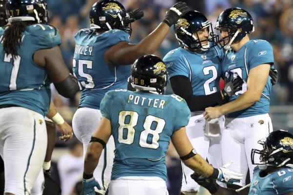 Les priorités des Jaguars de Jacksonville sont un... (Photo: Reuters)