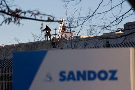Le ralentissement de production à l'usine Sandoz cause... (Photo: Hugo-Sébastien Aubert, La Presse)