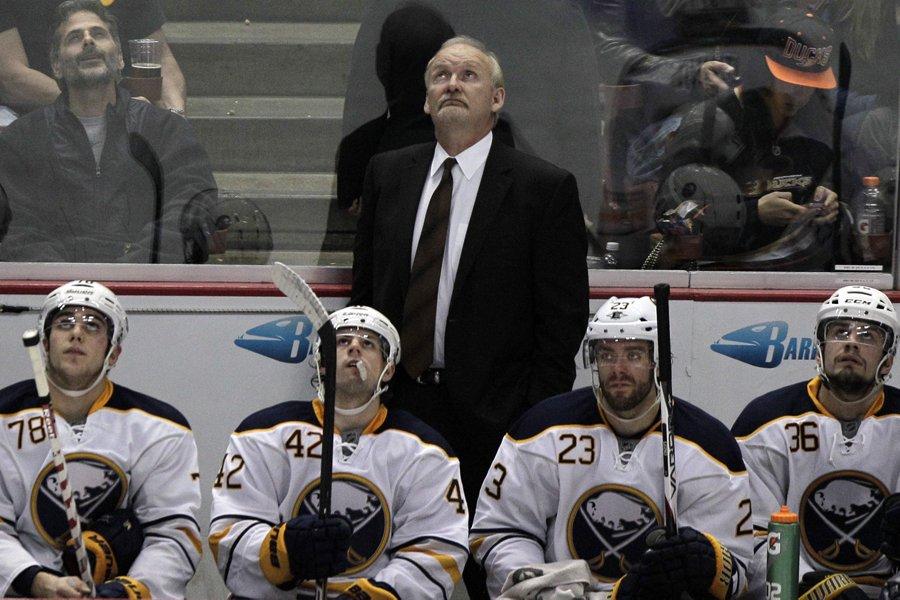 Selon Jason Pominville, les joueurs des Sabres ont... (Photo: AP)