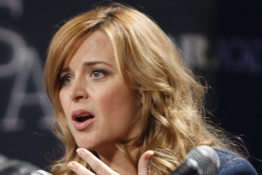 La présidente de Productions J, Julie Snyder.... (Photo: Archives La Presse)