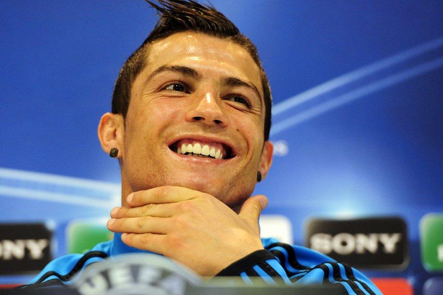 Cristiano Ronaldo... (Photo: AFP)
