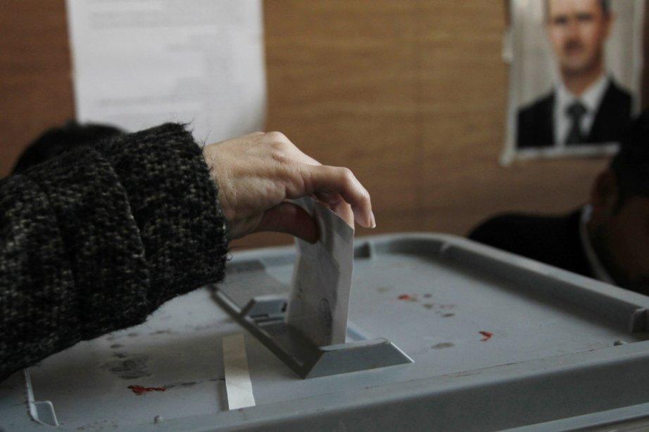 Les législatives, qui devaient se tenir en septembre... (Photo: Khaled al-Hariri, Archives Reuters)