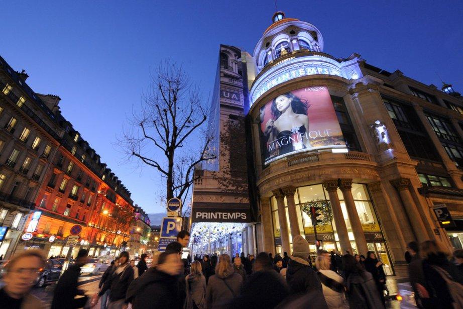 La France, première destination touristique mondiale grâce à son... (Photo AFP)