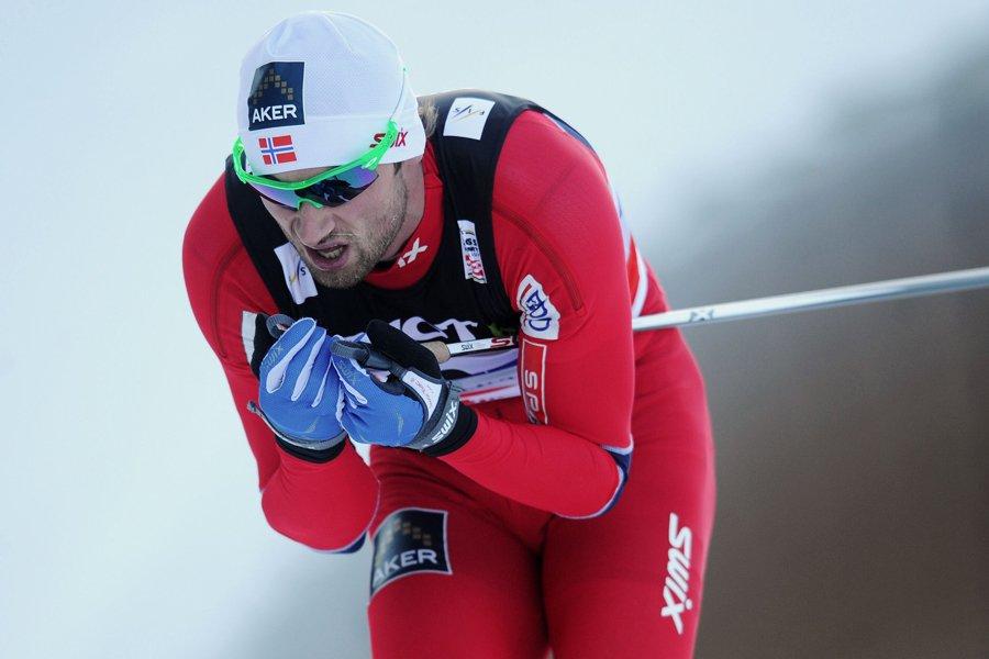 Petter Northug... (Photo: AFP)