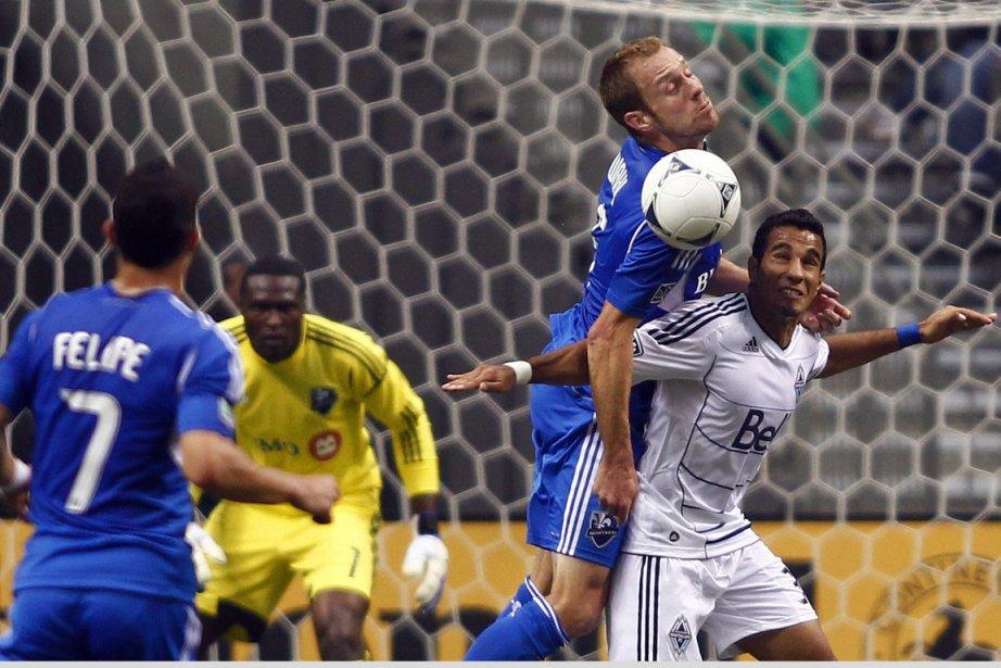 L'Impact a perdu son premier match en MLS,... (Photo: Reuters)