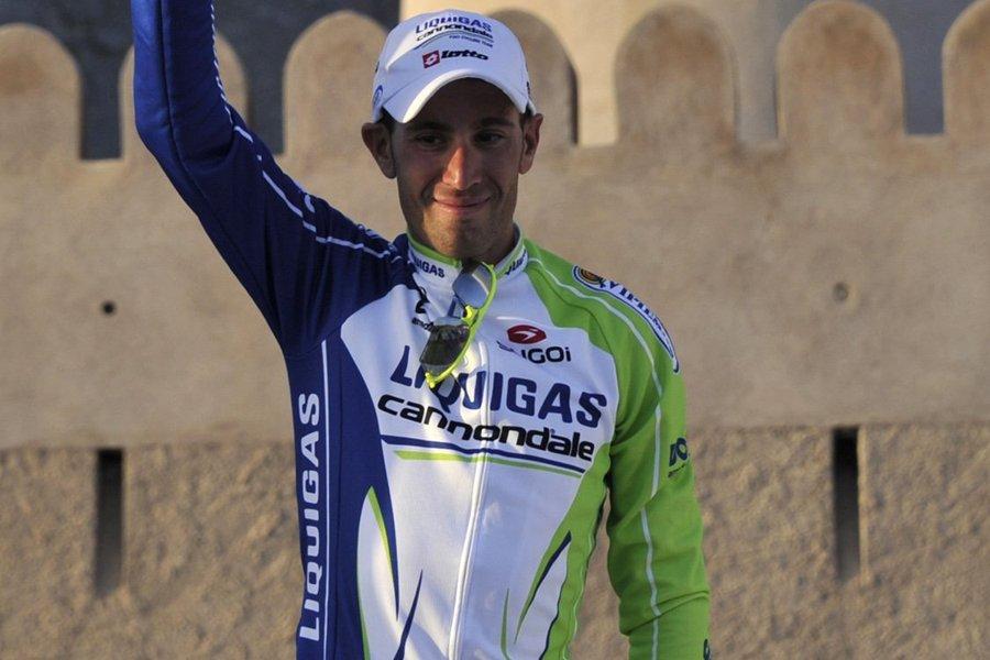 Vincenzo Nibali... (Photo: archives Reuters)