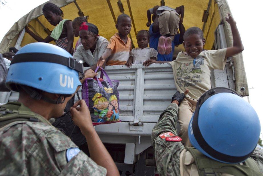 L'ONU avait annoncé le 23 janvier l'ouverture d'une... (Photo: Logan Abassi, Archives Reuters)