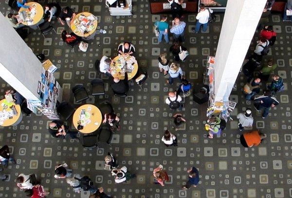 Des participants au festival SXSW d'Austin, au Texas.... (Photo: archives La Presse.)