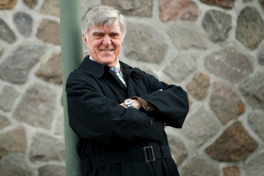 L'écrivain et éditeur Alain Stanké a été victime... (Photo : Martin Chamberland, La Presse)
