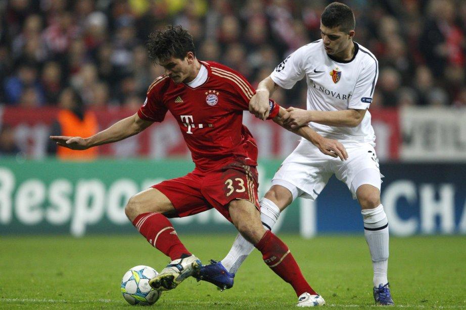 Avec ses 10 buts en Ligue des champions,... (Photo : Christian Hartmann, Reuters)