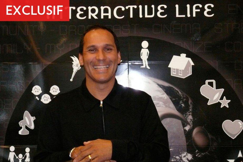 Luc Verville était à la tête du projet... (Archives La Presse)