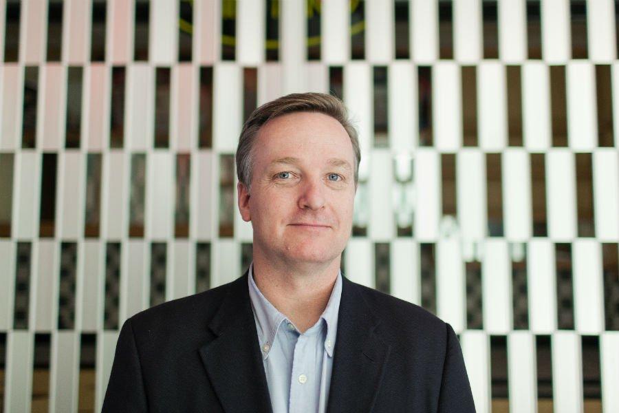 John Weigelt, directeur de la technologie, Microsoft Canada.... (Photo Edouard Plante-Fréchette, La Presse)