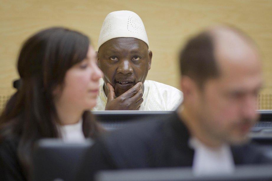 Thomas Lubanga (au centre), 51 ans, a été... (Photo: Evert-Jan Daniels, Reuters)