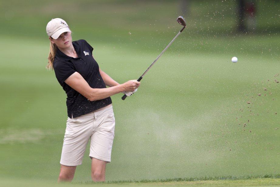 LPGA: Maude-Aimée Leblanc amorce sa carrière
