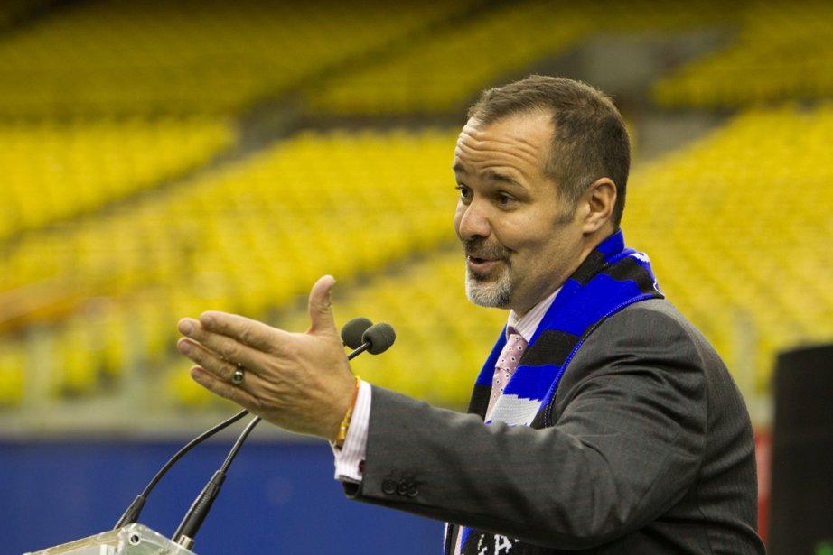 Le président de l'Impact, Joey Saputo.... (Photo: Hugo-Sébastien Aubert, Archives La Presse)