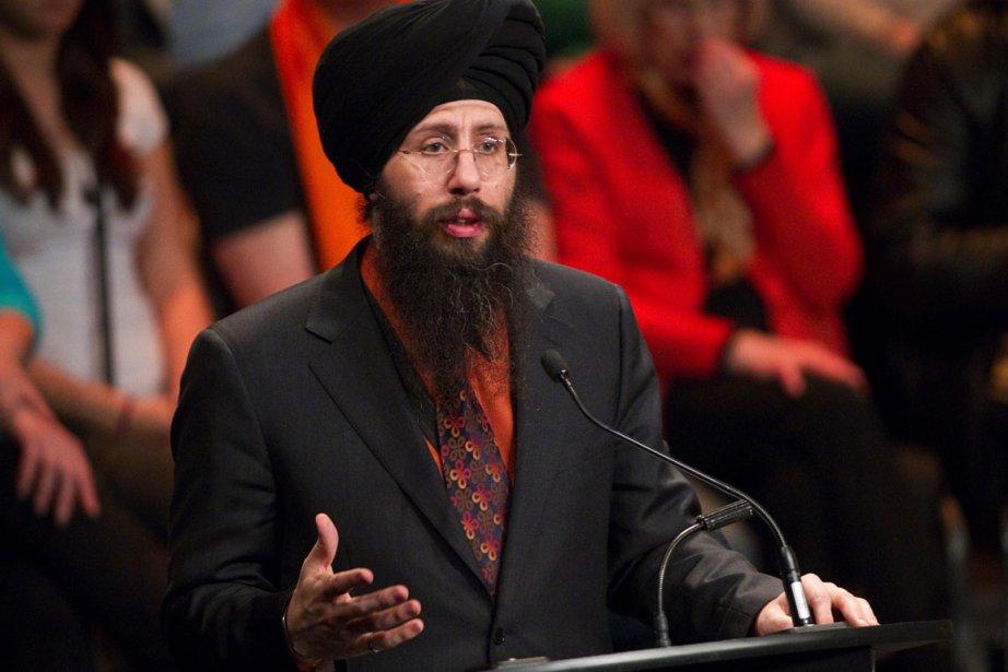Martin Singh, dont l'organisation a recruté quelque 10... (Photo: Ben Nelms, Reuters)