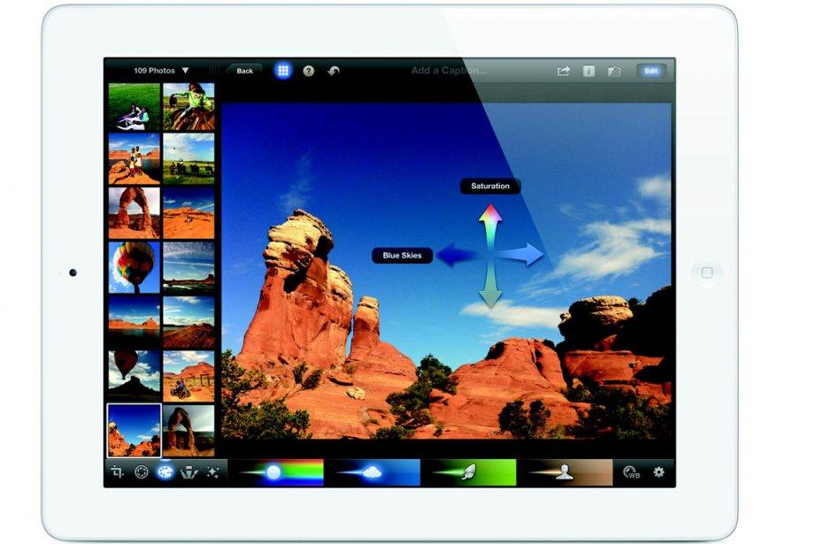 En dévoilant une troisième génération de sa tablette iPad, Apple  répond à une...