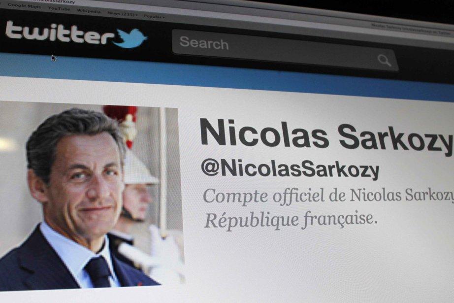 Le président français Nicolas Sarkozy a une présence... (Photo: Reuters)