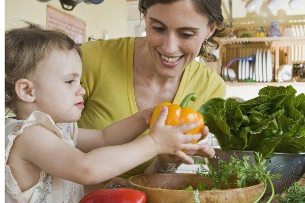 Pour que les enfants aiment les légumes, il... (Photo Photos.com)