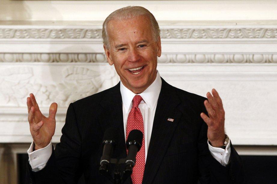 Joe Biden (ci-dessus) fait son entrée en campagne... (Photo: Kevin Lamarque, Reuters)
