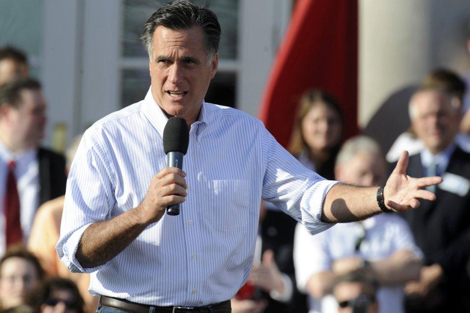 Primaire après primaire, Mitt Romney a engrangé le... (Photo: Dave Kaup, Reuters)