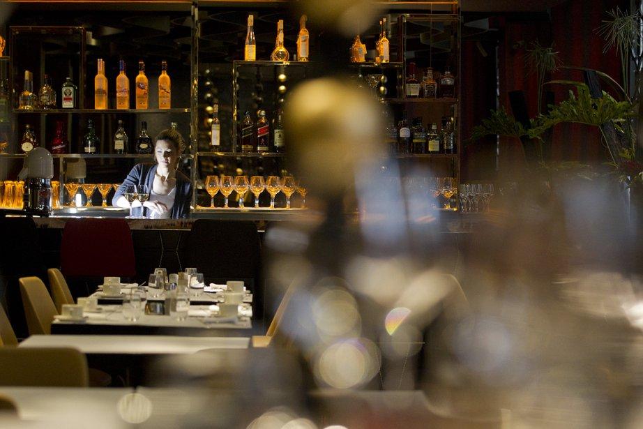 Restaurant Le Sinclair, 125, rue Saint-Paul Ouest, 514... (Photo: Ivanoh Demers, La Presse)