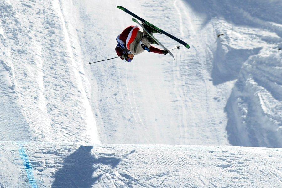 Alexandre Bellemare... (Photo: AFP)