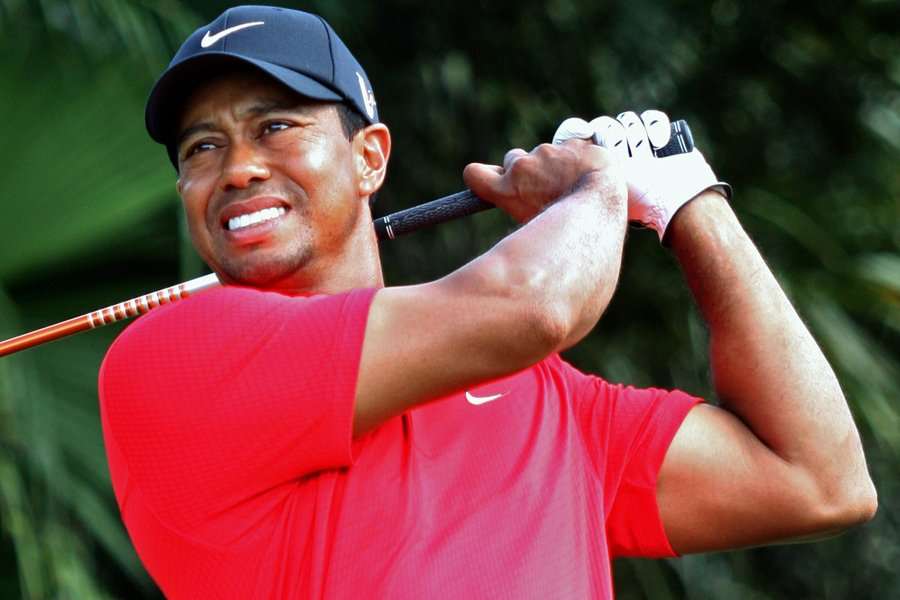 Tiger Woods... (Photo: AP)