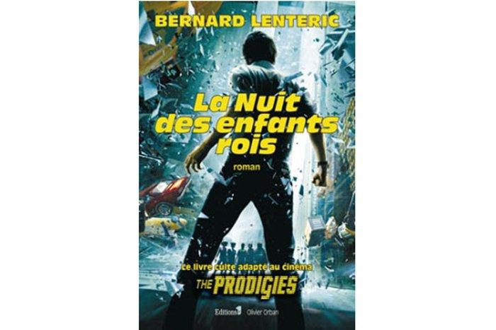 BERNARD LENTERICLa nuit des enfants rois de Bernard Lenteric a joué un...