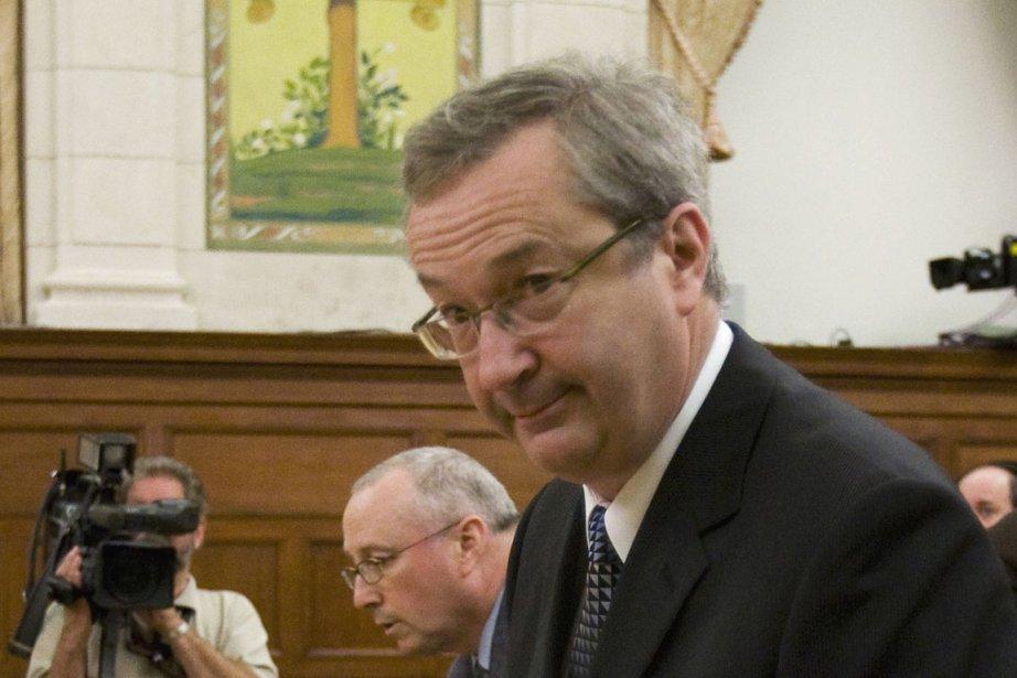 Le directeur général des élections Marc Mayrand.... (Photo PC)