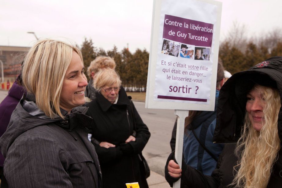 Isabelle Gaston, ex-conjointe de Guy Turcotte, ne croit... (Photo : Hugo-Sébastien Aubert, La Presse)