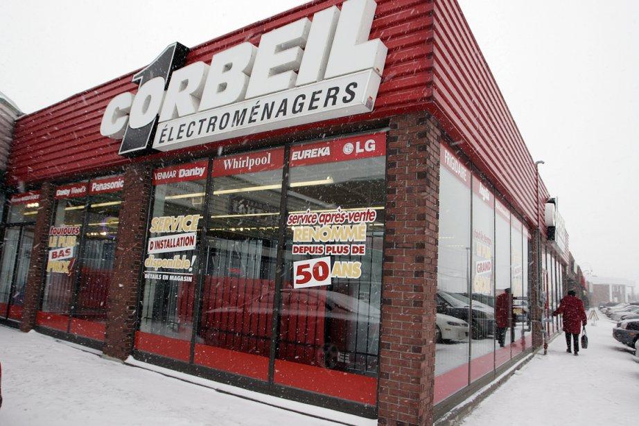 Ces magasins seront très similaires aux 30 Corbeil... (Photo archives La Presse)
