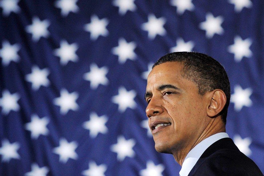 Le président Barack Obama.... (Photo: Jewel Samad, AFP)