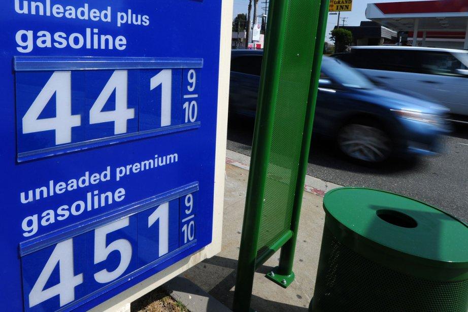 La hausse des prix à la consommation s'est... (Photo AFP)