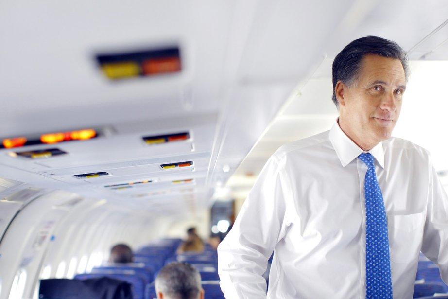 Mitt Romney raffole des petits pains de viande... (Photo: Brian Snyder, Archives Reuters)