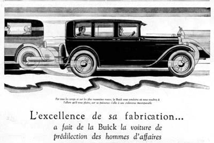La pub automobile fait partie intégrante du paysage culturel depuis plus de 100...