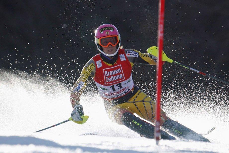 Marie-Michèle Gagnon... (Photo Reuters)