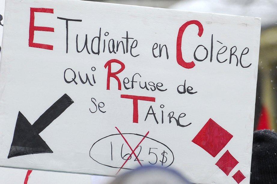 Des manifestations en tout genre marquent l'actualité depuis... (Photo Marc Allard, Le Soleil)