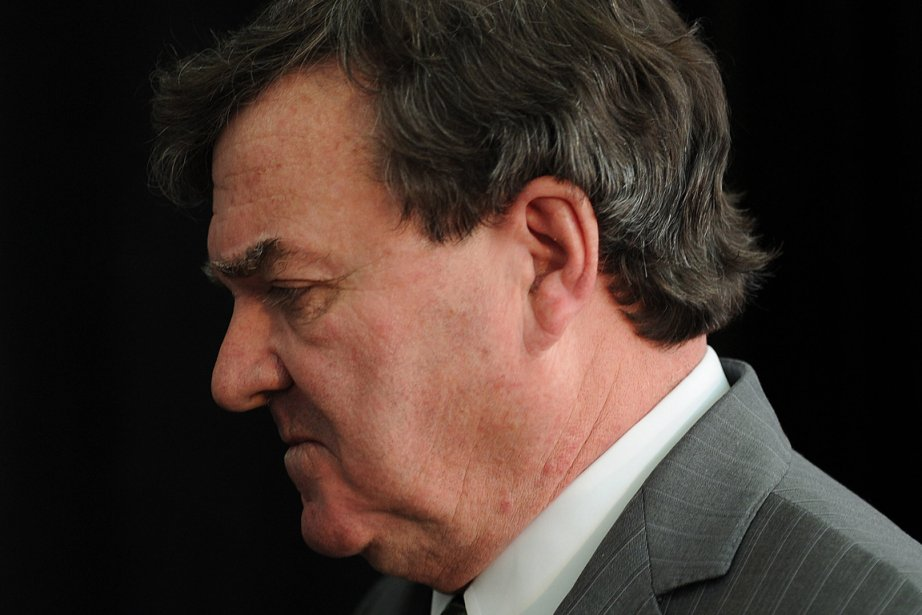 Jim Flaherty... (Photo PC)