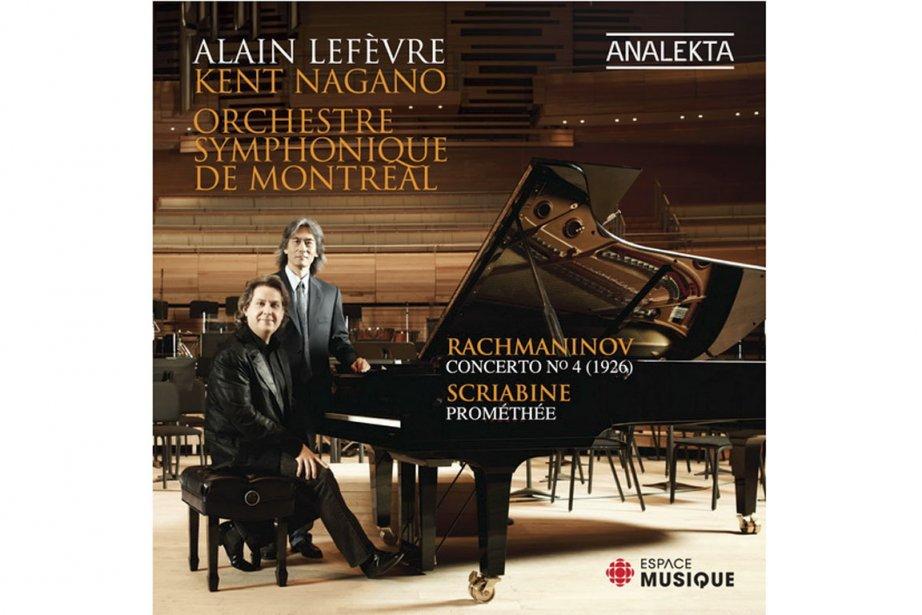 Rachmaninov, Scriabine....
