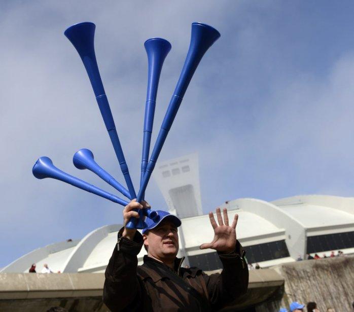 Il y aura du bruit dans le Stade... | 17 mars 2012
