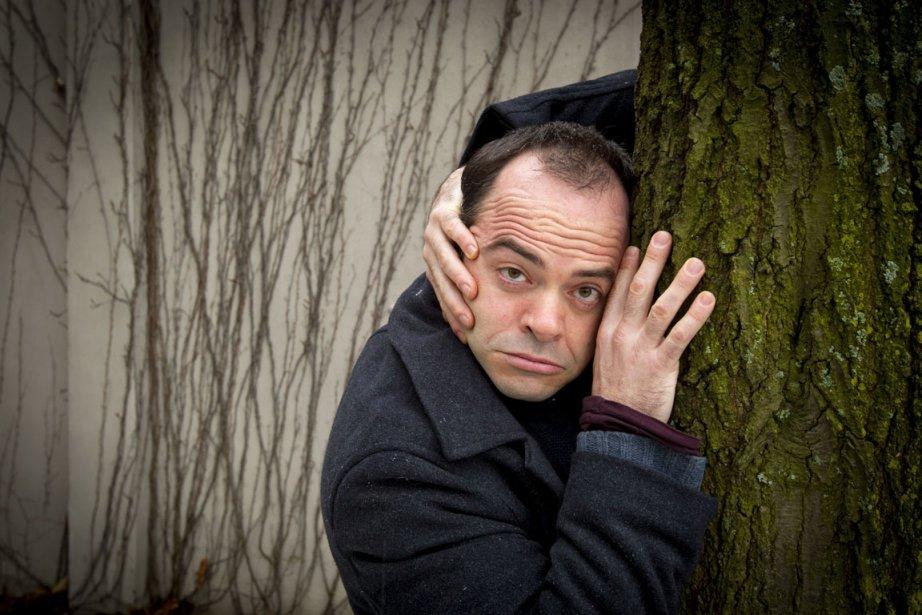 Pascal Contamine s'est intéressé à Gros-Câlin pour la... (Photo Alain Roberge, La Presse)