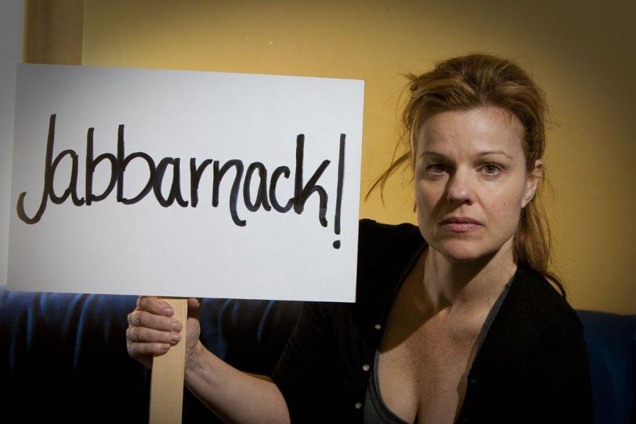 Sylvie Moreau estime que Jabbarnack est un spectacle... (Photo André Pichette, La Presse)