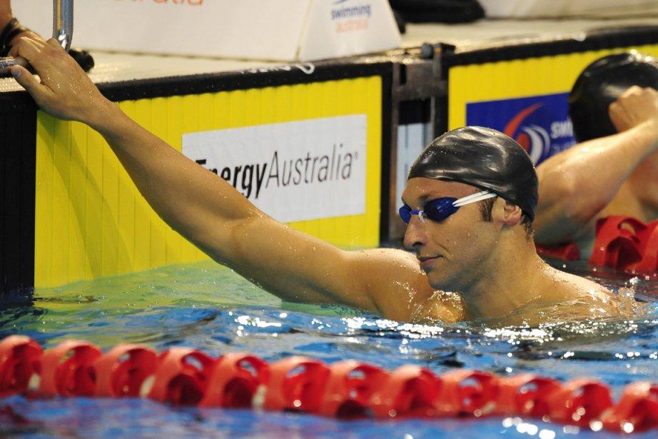 Le quintuple champion olympique n'a pas réussi le... (Photo : David Mariuz, AFP)