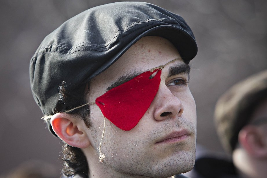 Contrairement au Québec, en Norvège, les étudiants ne... (Photo: Patrick Sanfaçon, La Presse)