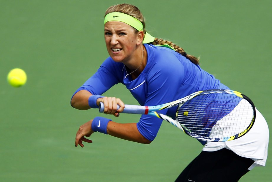Victoria Azarenka... (Photo Reuters)